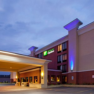 Welcome to the Holiday Inn Express Rochester Greece