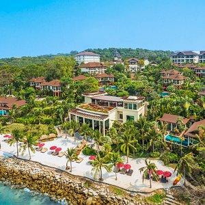 InterContinental Pattaya Resort Exterior Landscape-Overview