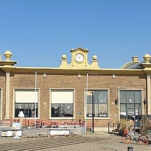 Front Facade Vlissingen Station