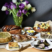 Our Easter offer of Romanian traditional dishes, home delivery based on pre-order