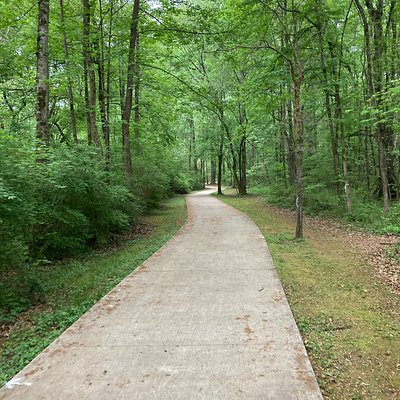 Beautiful 2 to 3 mile nature trail!