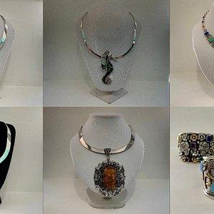 Exclusive designs in ultra fine Silver