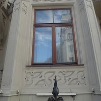 Фасад Особняка Новиковых, ул. Большая Полянка, 43, стр.2