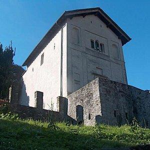 Chiesa della Collina San Michele (Ascona - TI)