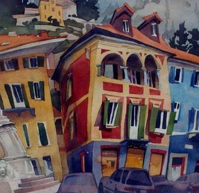 Galleria Borgo (Ascona - TI)