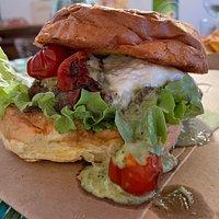Altglass Burger, squisito!