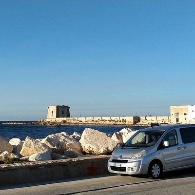Transfer Trapani aeroporto Trapani porto