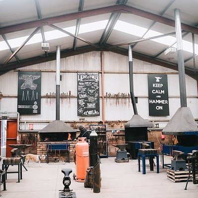Oldfield Forge Experience Day's Workshop