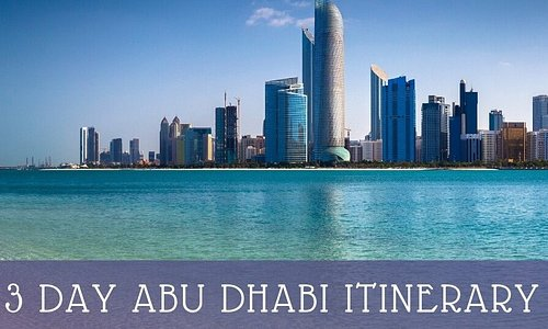 Let's join Little City expert Keri, an Abu Dhabi-based expat and Editor of Family Travel in the Middle East as he picks the best places to visit in Abu Dhabi over three days… https://bit.ly/3dvs2AA
