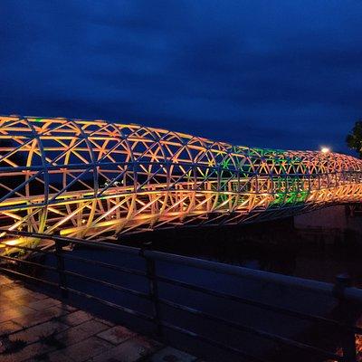 Ponte Pedonal de Ponte de Sor