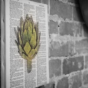 The artichoke, symbol of C'est Bon