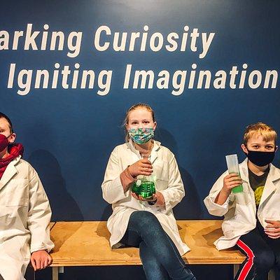 Sparking Curiosity