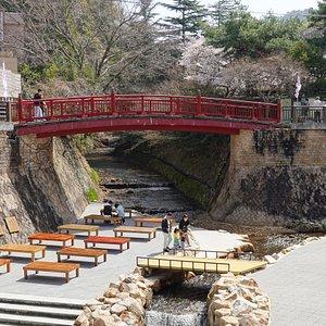 神戸市・ねね橋