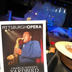 Program for Charlie Parker's Yardbird