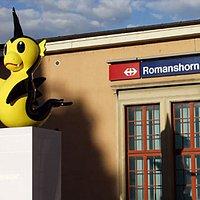 MocMoc (Bahnhof SBB Romanshorn / TG)