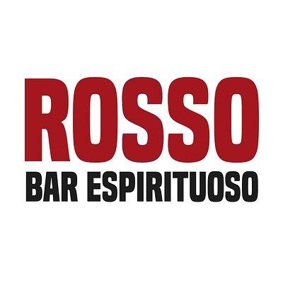 Logo Rosso Bar Espirituoso