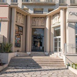 Bureau Office de Tourisme Métropolitain Nice Côte d'Azur - 5 Promenade des Anglais