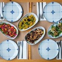 A mesa … Haverá melhor memória do que partilhar uma refeição?