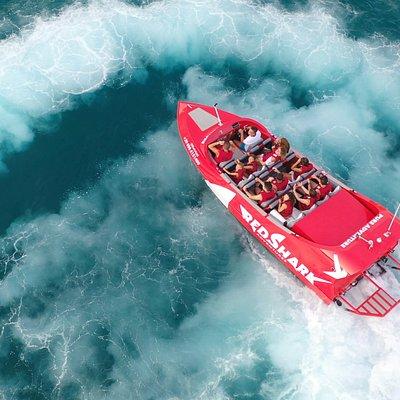 Pure Adrenaline !!! #REDSHARK#PARGA#