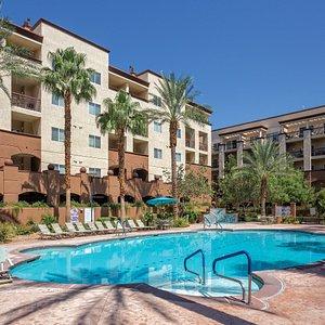 Pool - WorldMark Las Vegas - Boulevard