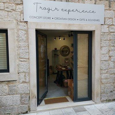 Trogir experience entrance