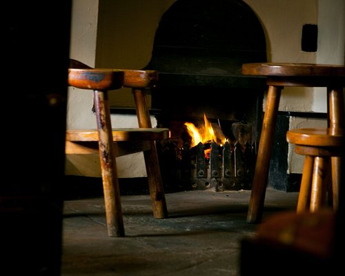 Open fires and warm welcomes