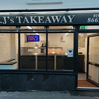 A.J's takeaway is a family run traditional fish and chip shop with an extensive menu and a friendly welcome. All food is freshly cooked to order.