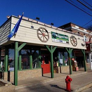 Storefront daytime