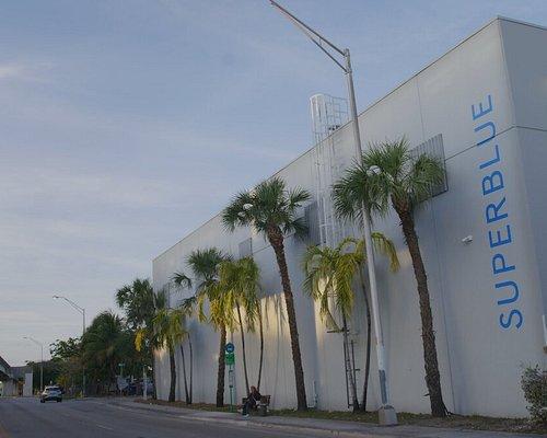 Superblue Miami facade