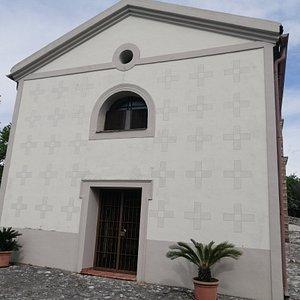Santuario sant'eligio a biancano di Limatola