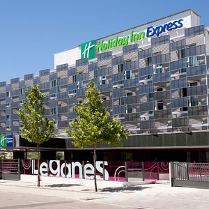 Welcome to Holiday Inn Express Leganes