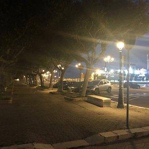 Attività notturne al Porto ....