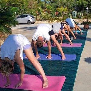 Yoga in Puglia