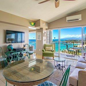 1 Bedroom Ocean View