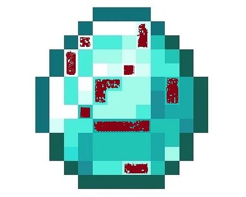 Rdzawy diament