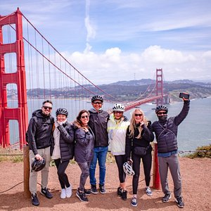 Get a unique perspective on the Golden Gate Bridge from the best lookout points.