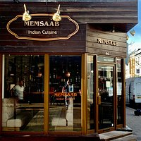 'Memsaab' Indian restaurant, East Dulwich, London