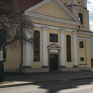 St. Georg Kirche Georgenstrasse