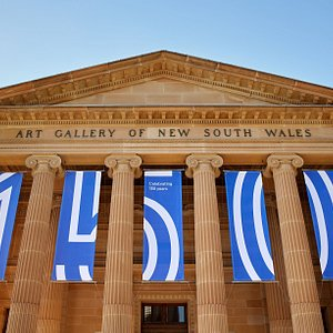 The Art Gallery of NSW Sydney