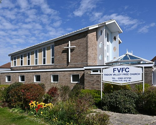 Findon Valley Free Chuch, Findon Valley, Worthing