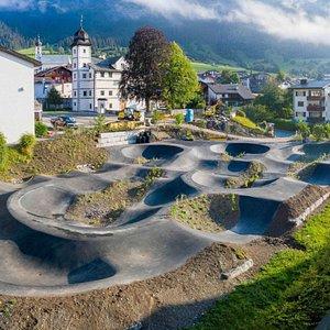Pump Track (Flims - Grisons/Graubünden)