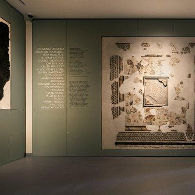 i mosaici del museo