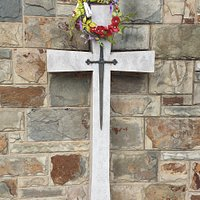 Tea Tree Gully War Memorial    the Cross of Remembrance