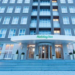 The Holiday Inn Dresden - AM Zwinger