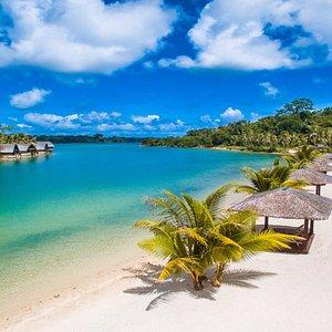 Holiday Inn Resort Private beach, Erakor Lagoon