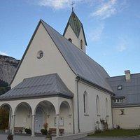 Katholische Kirche St. Josef (Flims - Grisons/Graubünden)