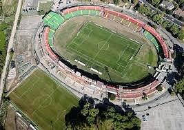 Stadio Libero Liberati, visto dall'alto
