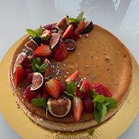 Syntymäpäivä kakku