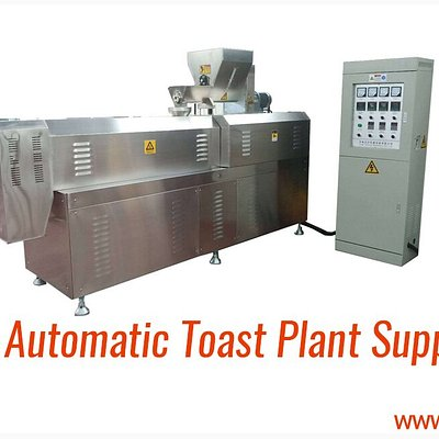 If you are in need of setting up an automatic toast plant and pasta line, you can reach us for quality products for your plants at an economical rate.