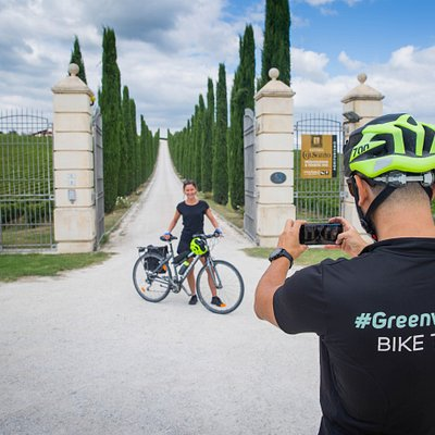 Dani & Laura - Greenways Italy Tours